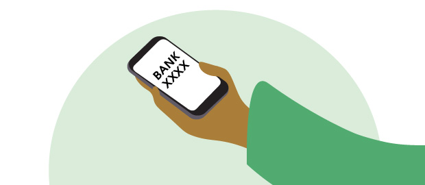 2.Update your bank details