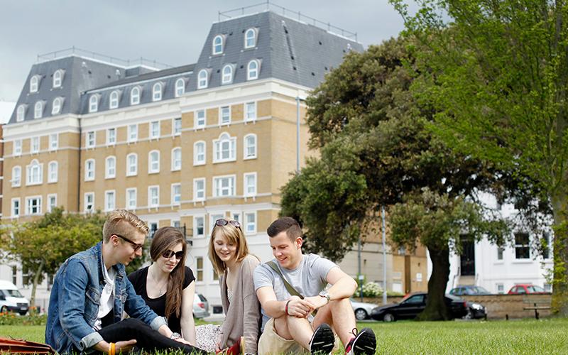 University of Portsmouth open days