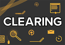 Student Finance | Going through Clearing? Find out what you need to do at Gov.UK!