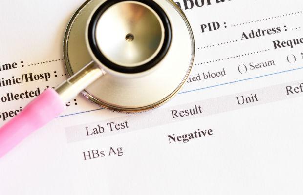 std test results
