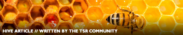 Created in HIVE by the TSR community