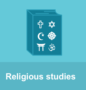 religious studies graphic