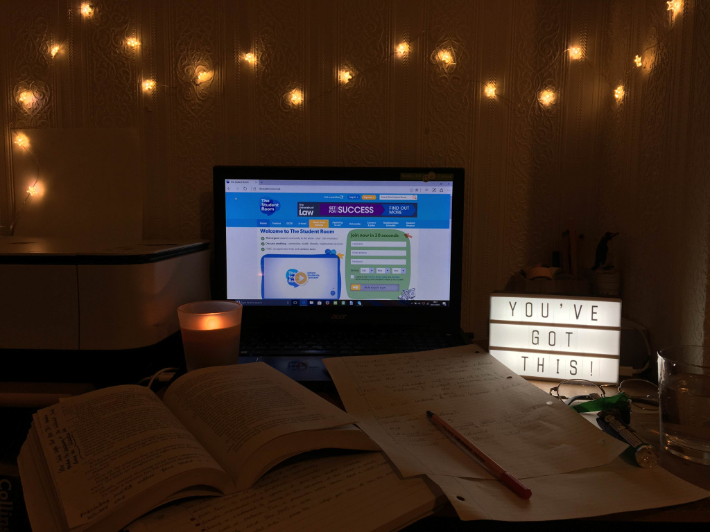 Cluttered study area