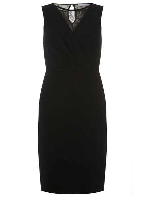 Dorothy Perkins black pencil dress