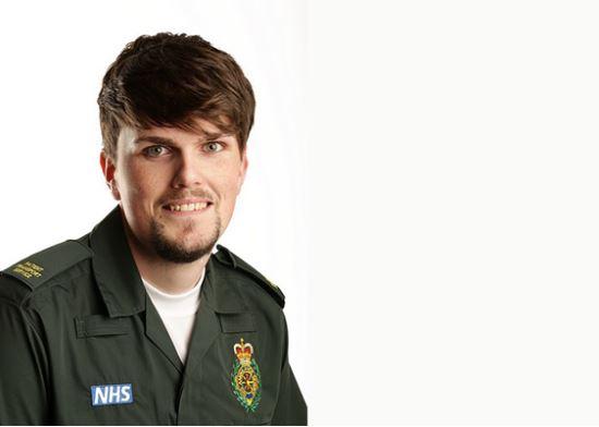 Kyle @ North East Ambulance Service
