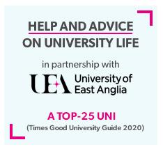 help and advice on university life