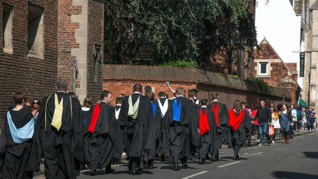 Oxford gradution