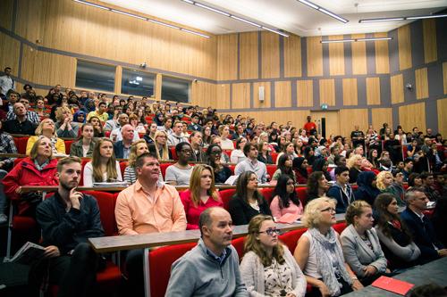 City University open days