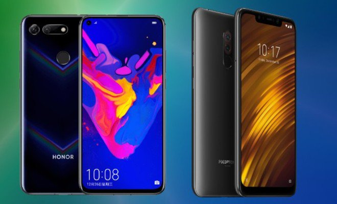 Honor View 20 vs Xiaomi Pocophone F1