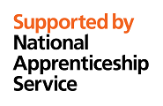 Supported by National Apprenticeship Service