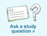 ask a study question