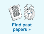 find past papers