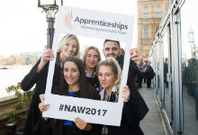 How you could become apprentice of the year