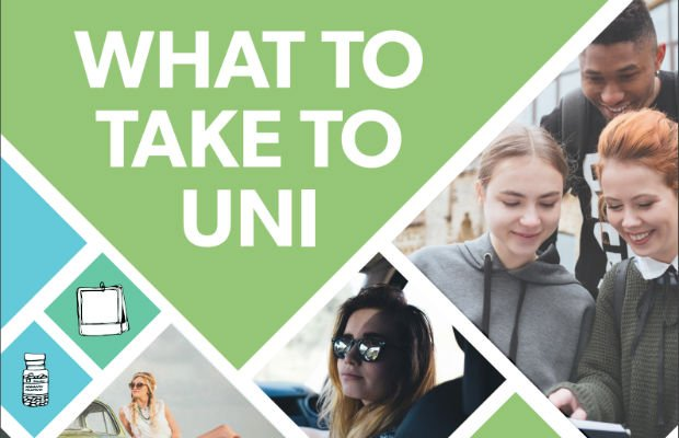 What to take to uni guide 2017