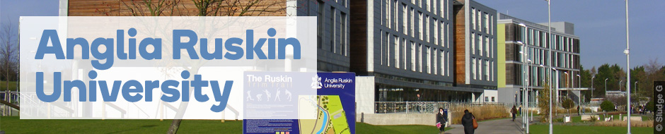 Find out more about Anglia Ruskin University