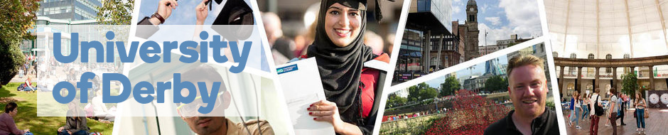 Find out more about University of Derby