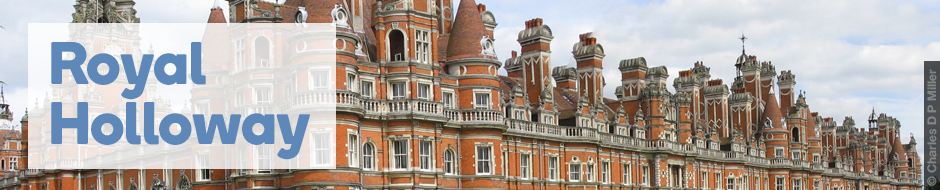 Find out more about Royal Holloway