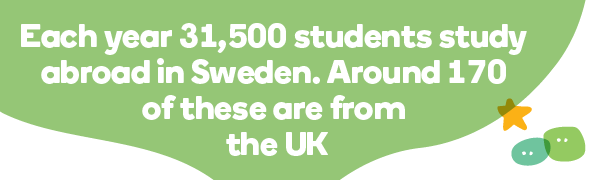 Studying in Sweden stats