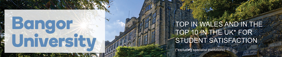Find out more about Bangor University