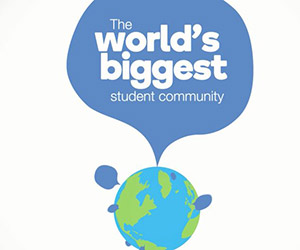 World's biggest online student community