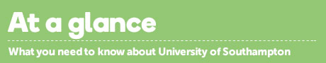 Find out more about University of Southampton