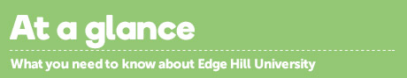 See all you need to know about Edge Hill University