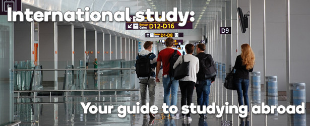 Your guide to studying abroad