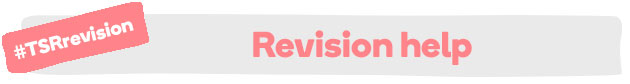Revision help and exam tips