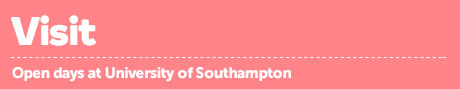 Find out more about University of Southampton open days